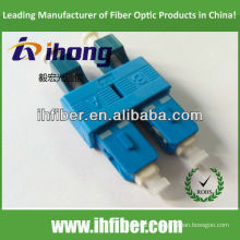 LC femelle SC adaptateur fibre mâle SM Duplex