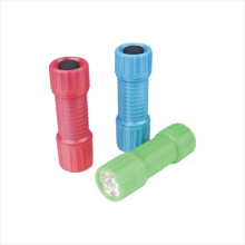 Dry Battery Aluminum LED Flashlight (CC-7003P)