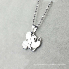 Cheap cute pendant jewelry,mickey pendant mickey mouse pendant