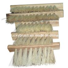 Сизаль Конопля Материал Деревообрабатывающие станки Полировочная щетка (YY-027)