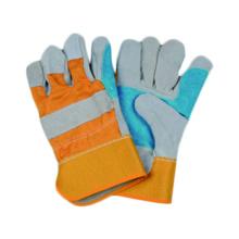 Cow Split Leather Glove, Safety Work Glove