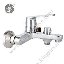 Zinc handle brass body Faucets