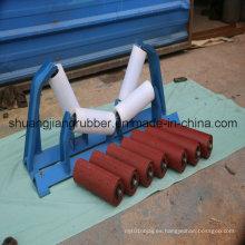 Carrier Roller / Top Roller / Upper Roller en China