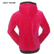 Women's Polar Fleece Jackets With Hood