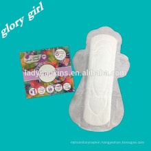 Strawberry Scent Disposable Cotton Sanitary Napkins for women use