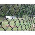 Atacado galvanizado usado cerca do jardim da ligação Chain