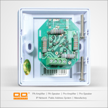 OEM ODM Qqchinapa Volume Control with CE Speaker