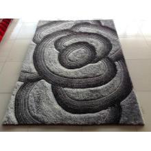 Inspissate Anti-Rutsch-Blume Teppich Teppich Textil