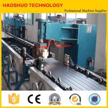 Línea de producción de radiadores