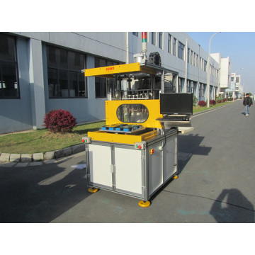 Heat Staking máquina de solda para placa de circuito