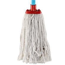 Bonne vadrouille ronde en coton de nettoyage des sols de ménage 200g