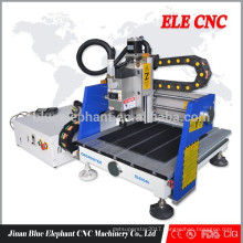 Hot sale ELE-4040 mini cnc router mental with CE,SGS,ISO