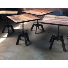 Industrial Cafe Table