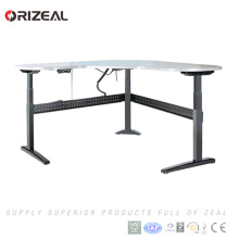 Fashion Creative electric lift adjustable table height standing computer desk 5 years warranty