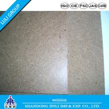 Cartão duro / Plain Hardboard / Plain placa dura / altura Density Fiberboard