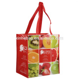 eco friendly multipurpose shiny laminated nonwoven bag