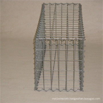 Galvanized Welded Gabion Box Mesh