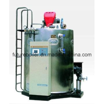 China Deutscher Art 1000kg / h Gas- oder Öl-Dampf-Generator-Kessel ...