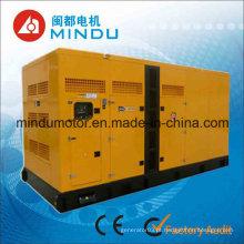 Gerador elétrico diesel chinês do tipo 300kw Weichai da marca