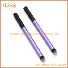 Maquiagem ferramenta duplo cor misturando o pincel de maquiagem