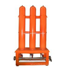 China NXQ acumulador de la vejiga para la máquina de moldeo por inyección hidráulica