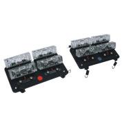 Proyector LED estroboscópico - parrilla LED luz AD-03