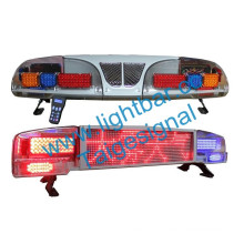 LED Warning Police Waterproofing Display Screen Light Bar (TBD-3800)