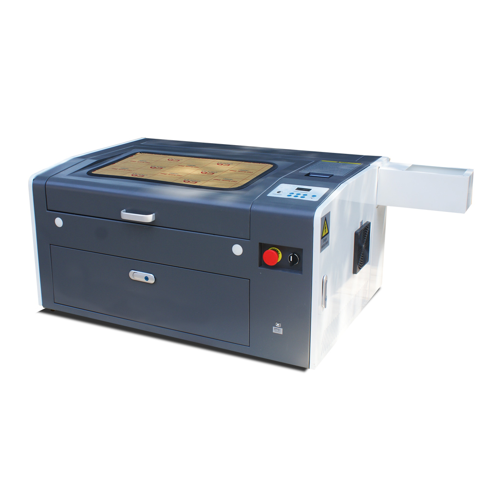 laser engraver for rubber