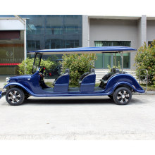 Vintage Style Electric Vehicle Golf Cars for Passenger