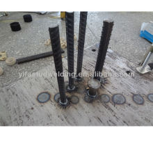 Vollgewinde Stahl Stab Anker für gezogenen Bogen Bolzenschweißen