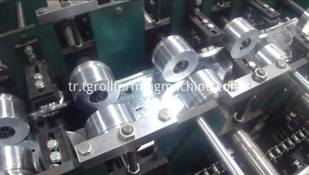 Steel Cable Tray Roll Forming Machine