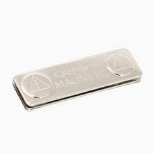 Magnet Badge Steel Type L46.4*W11.5*H4.8