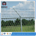 Professional Custom Powder Coated Barb Wire Fence