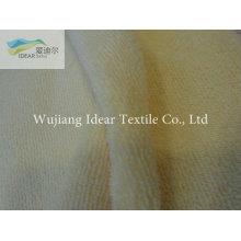 90% хлопок 10% полиэстер полотенце ткань/реверсивный махровая ткань