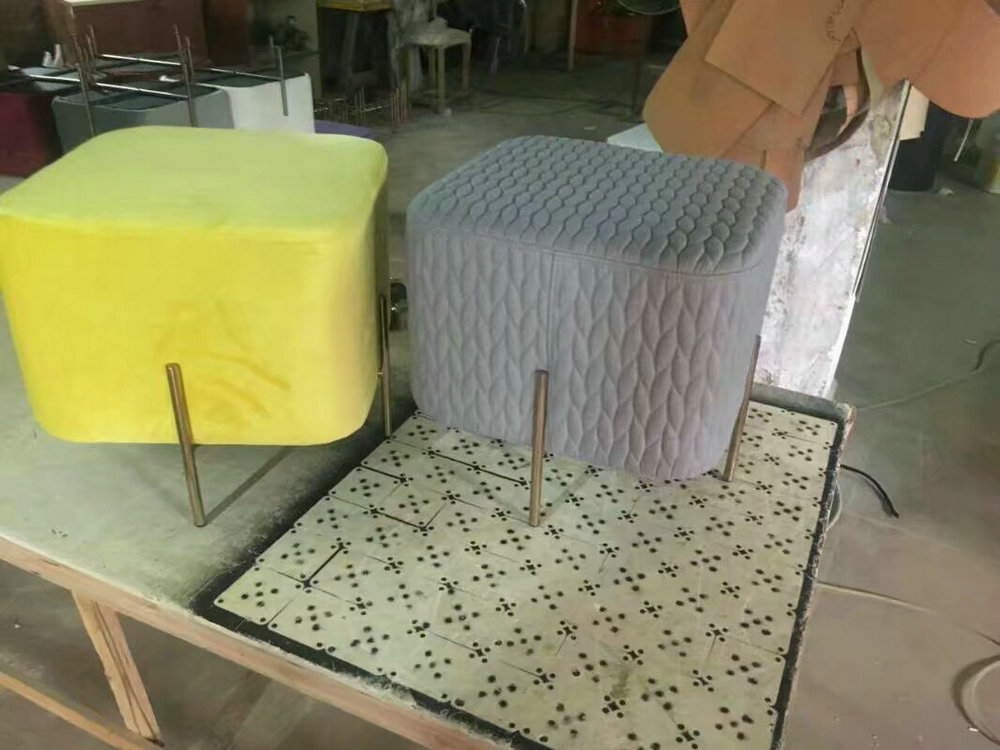 Cloth shop stool