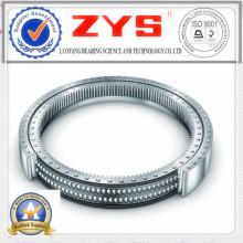 Rolamento de giro da rotação da única fileira de Zys (engrenagem externa)