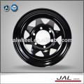 Hot 4x4 Wheels for Trailer/ Jeep on sale Steel Wheel Rims