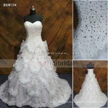 Vestidos de casamento RSW134 Bling