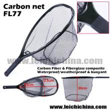 New Design Carbon Fiber Fishing Landing Net