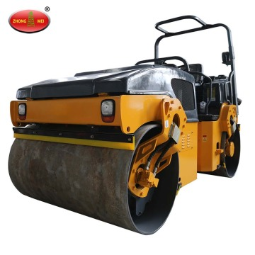 6 Ton Hydraulisk Vibratory Compactor Road Roller