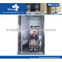 Elevador médico para paciente, carga grande