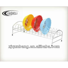 Attractive Kitchen Metal Plate Rack & Dishes Rack