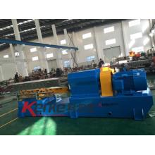 LDPE/HDPE cable compounds high-efficiency granulator machine