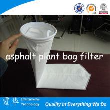 Boa qualidade 5 micron asfalto filtro saco de plantas