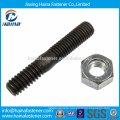 Competitive Price High Quality DIN2509 Black Double End Studs and Nut