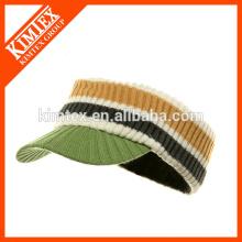 Acrylic visor beanie