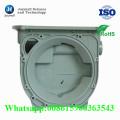 Alumínio morre a caixa do medidor da eletricidade do gás da carcaça Shell pintado