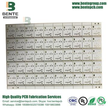 FR4 Tg150 Prototype PCB 2oz PCB ENIG 2U