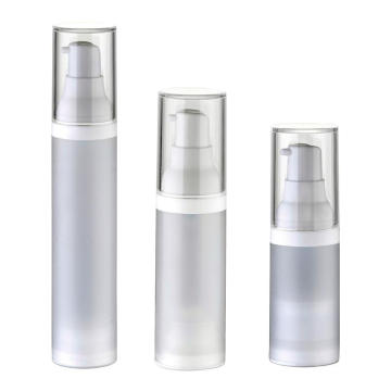 PP Airless Bottle for Beauty Cream