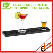 Long Promotional Cheap Soft Rubber Bar Mat